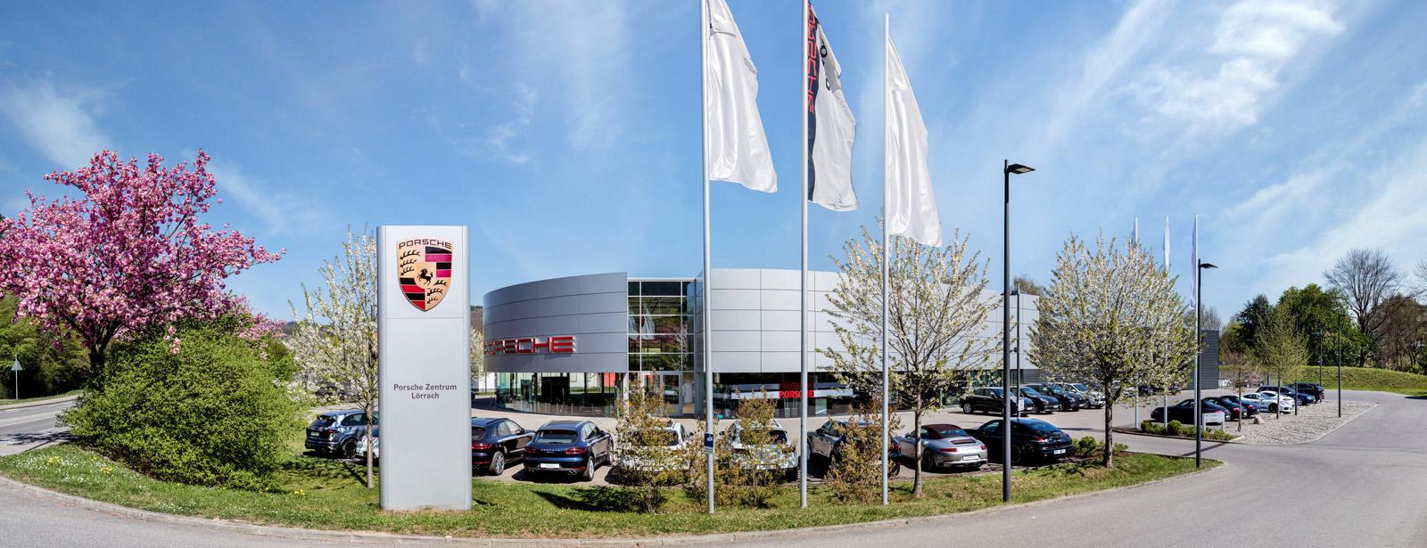 Porsche Centre Lörrach