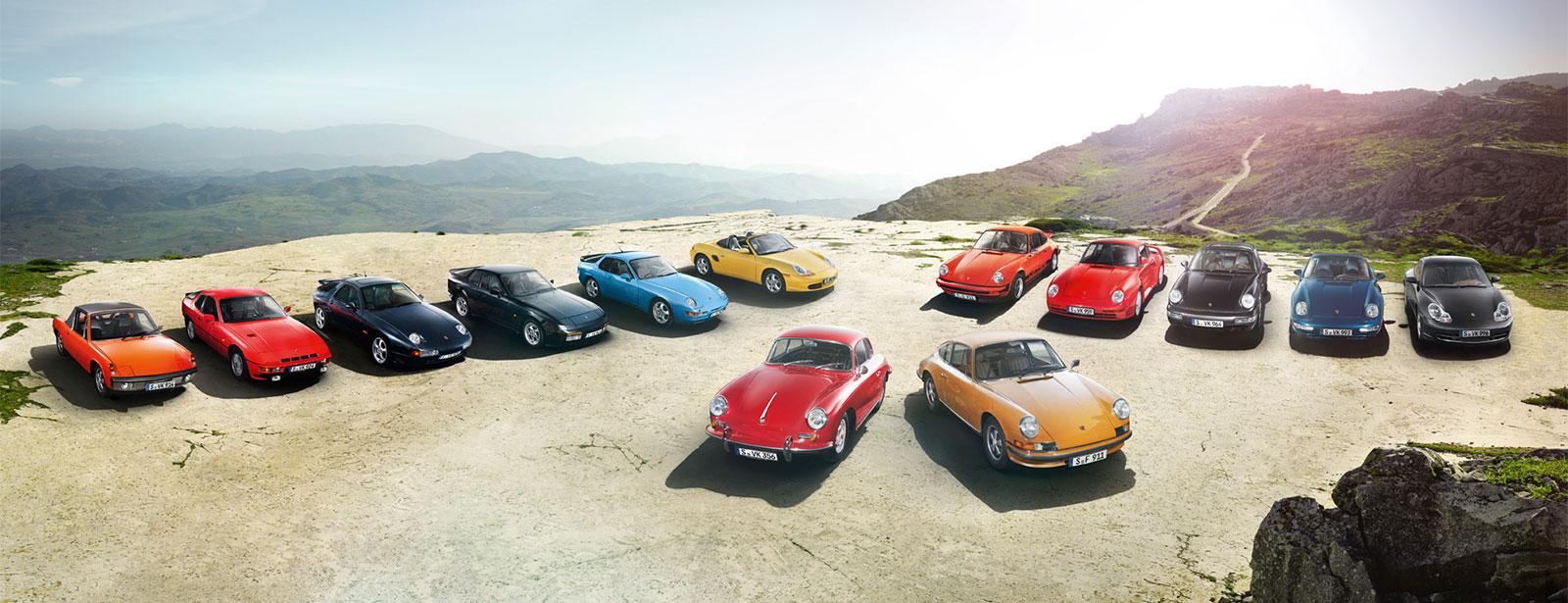 Porsche Service | Serviceangebote
